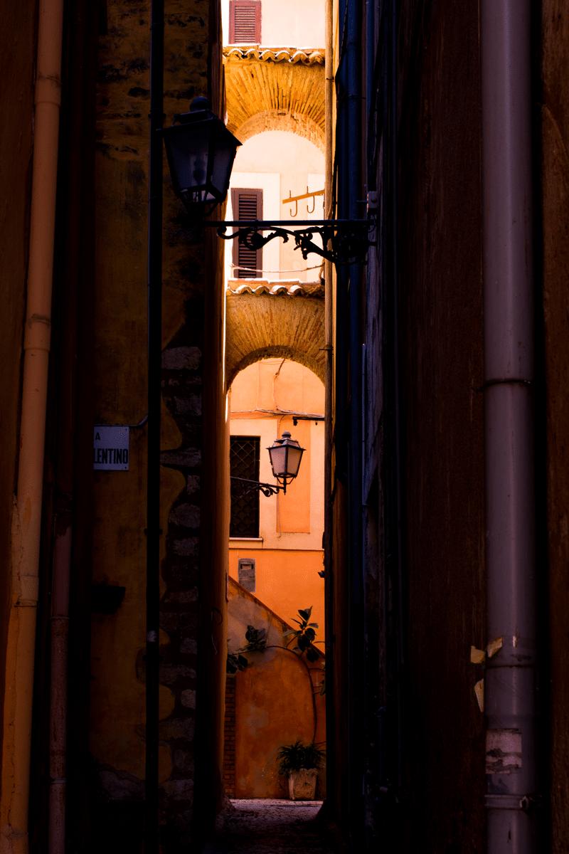 Uno scorcio di Terracina