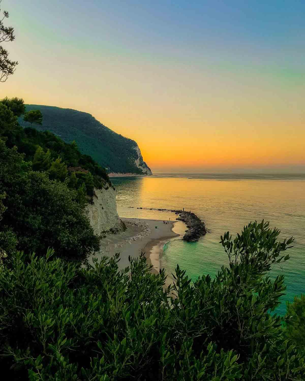 Sirolo, Spiaggia Urbani - foto by Nicolò Brandoni