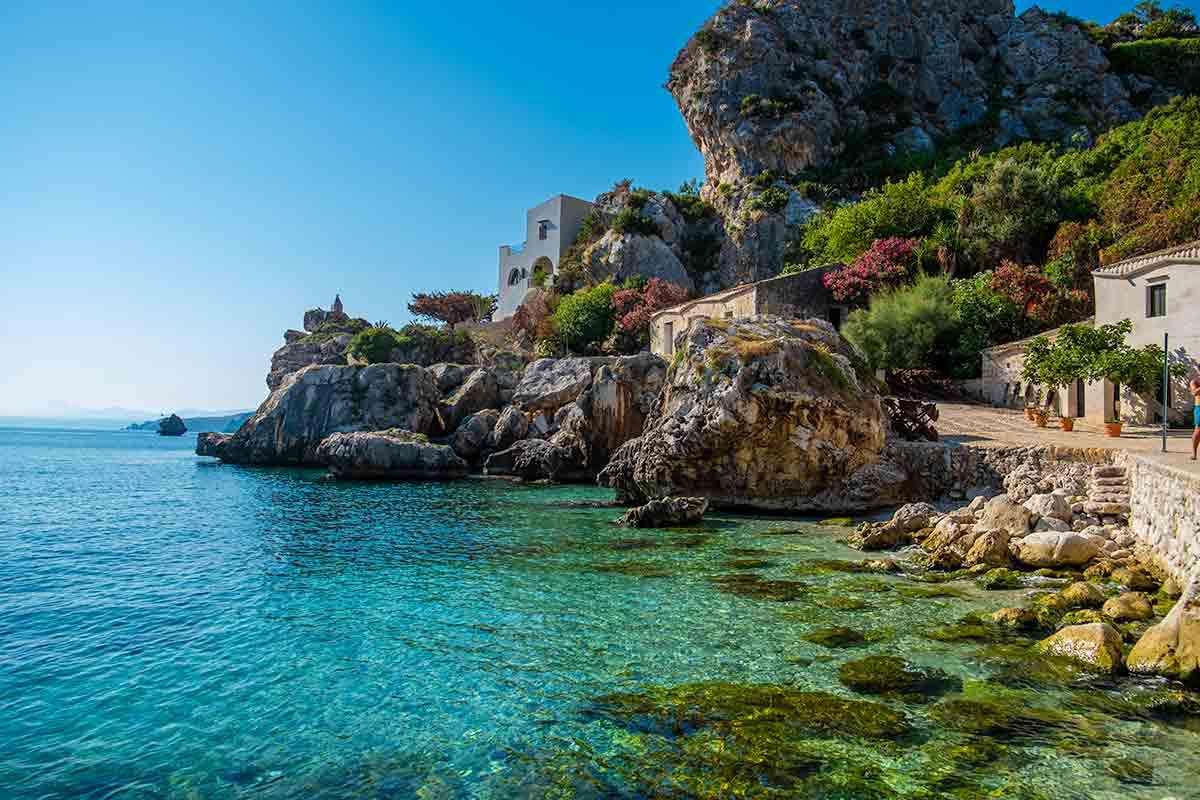 Le spiagge di Scopello