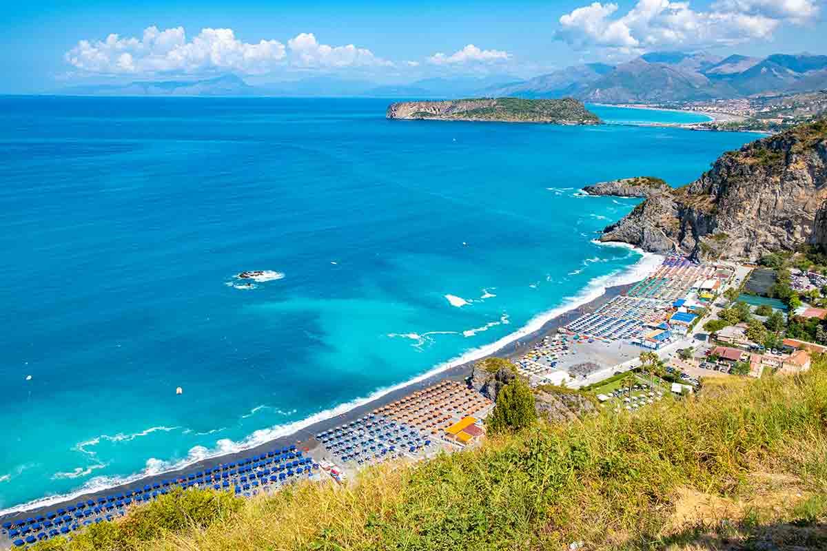 Spiaggia della Marinella di San Nicola Arcella