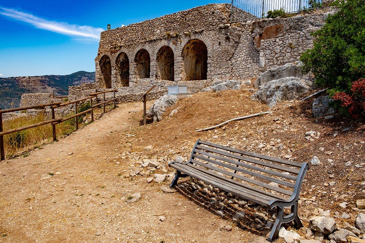 Il Tempio Minore di Terracina