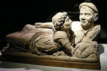 Il Museo Guarnacci di Volterra