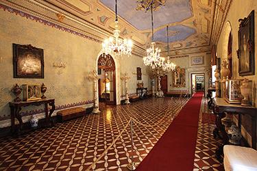 Palazzo Viti a Volterra