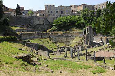 Il Teatro Romano di Volterra