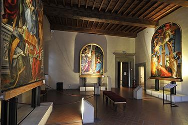 La Pinacoteca e il Museo Civico di Volterra