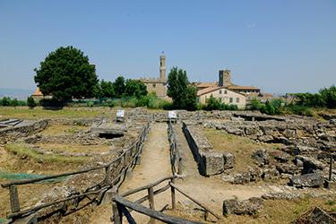 Area Archeologica Etrusca