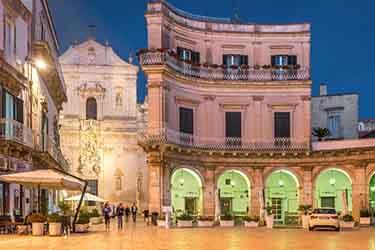 I dintorni di Taranto