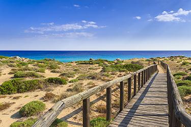 Le spiagge di Taranto