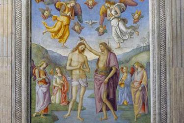 L'Oratorio della Nunziatella