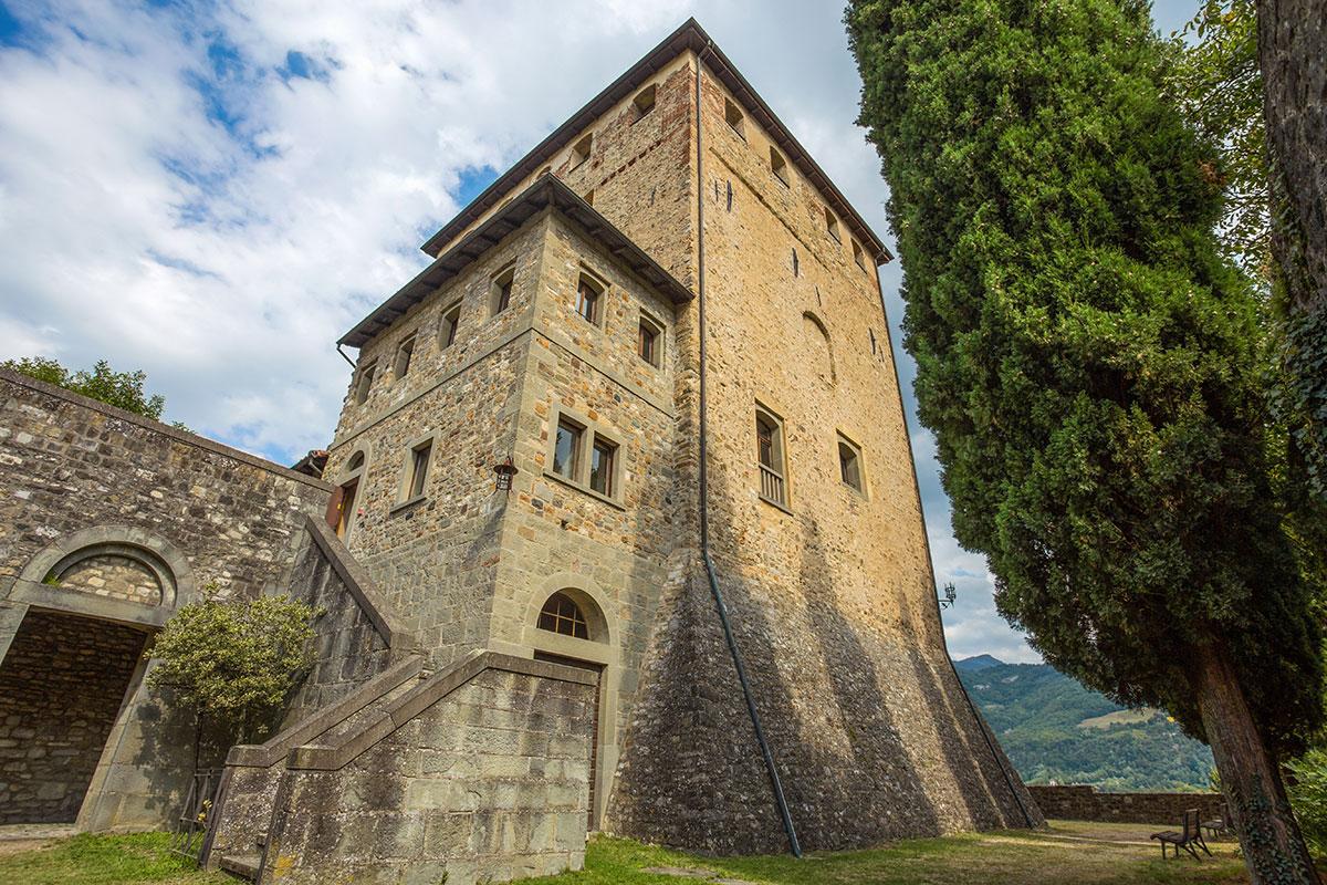 Il Castello Malaspina – Dal Verme