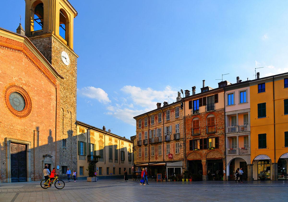 Il Duomo e la Piazza