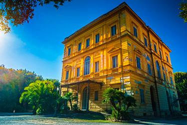 Villa Mimbelli – Museo Civico Giovanni Fattori