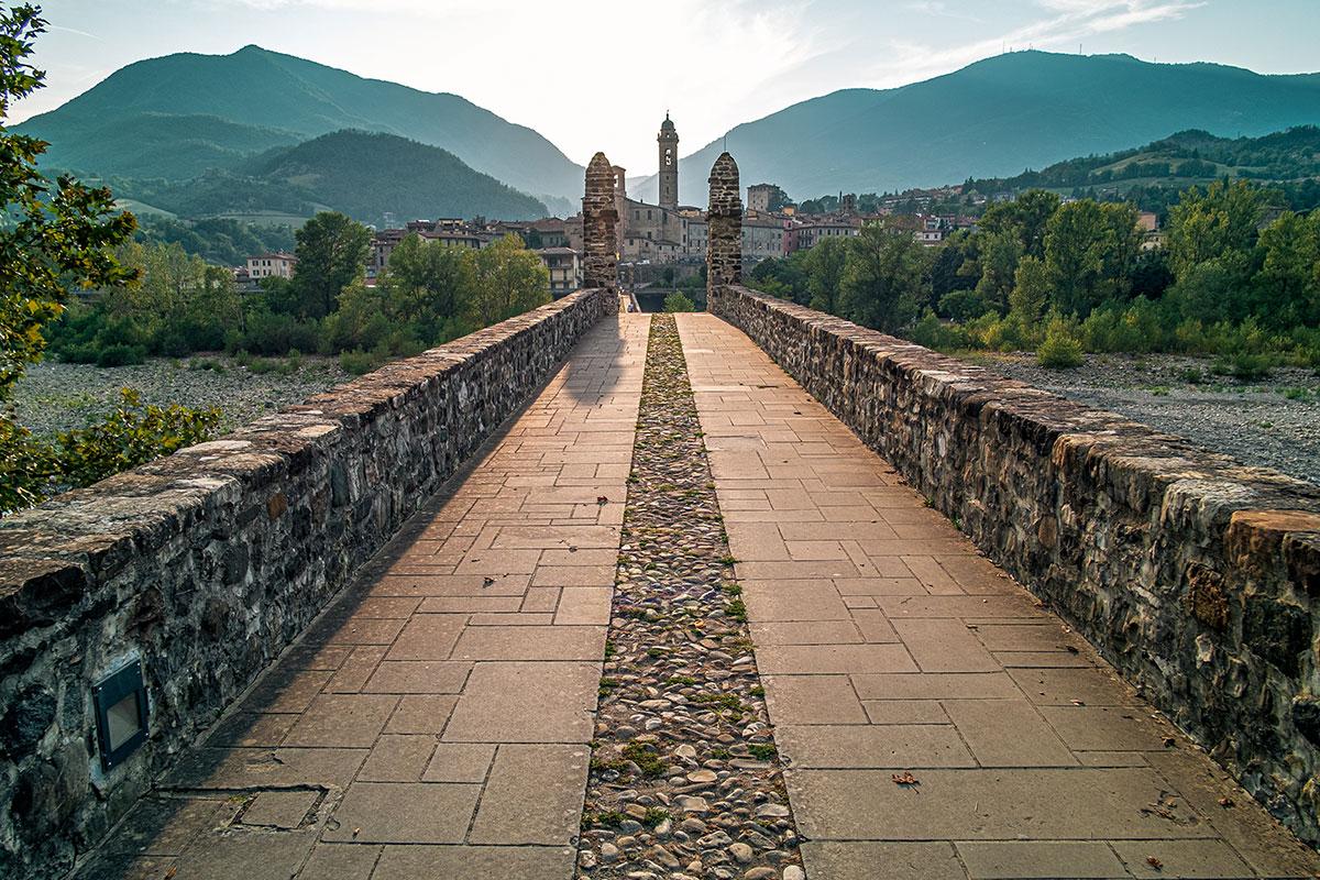 Il Ponte Vecchio di Bobbio