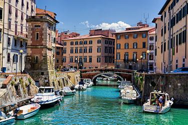 Il quartiere di Venezia Nuova